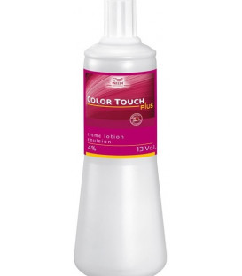 Wella Professional Color Touch Plus emulsija (4%)