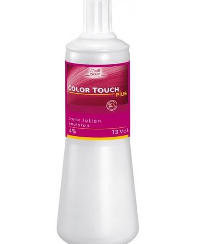 Wella Professionals Color Touch Plus emulsion (4%)