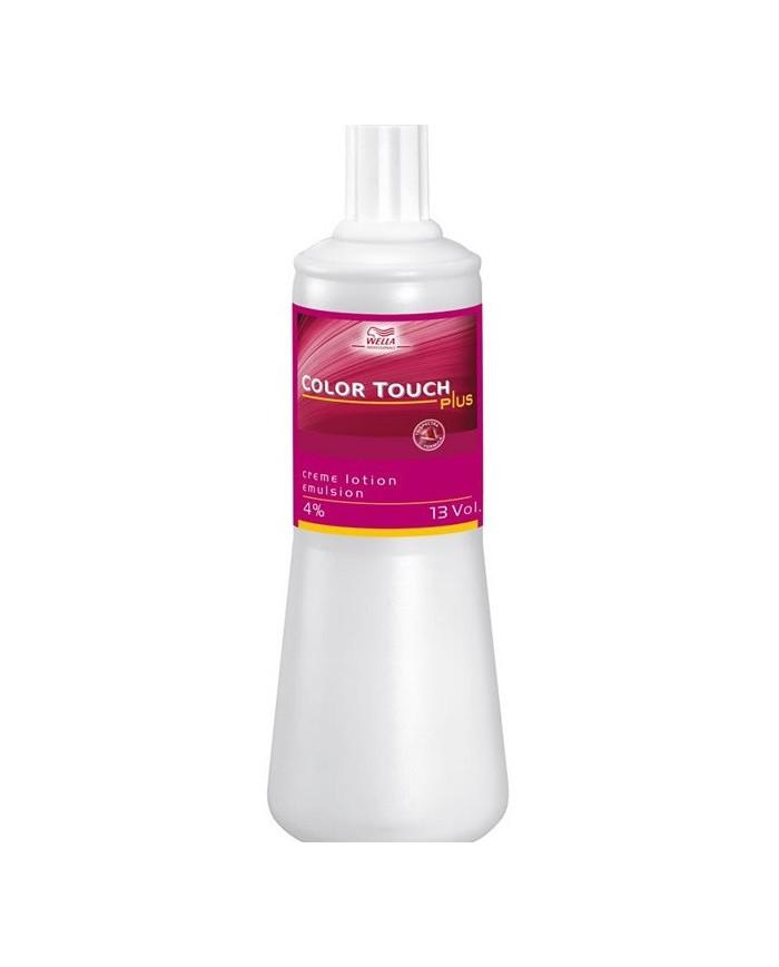 Wella Professional Color Touch Plus emulsija (4%)