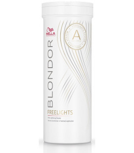 Wella Professionals Blondor Freelights balinošais pulveris