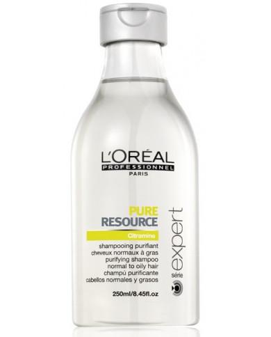 L'oreal Professionnel Serie Expert Pure Resource šampūns matiem (250ml)