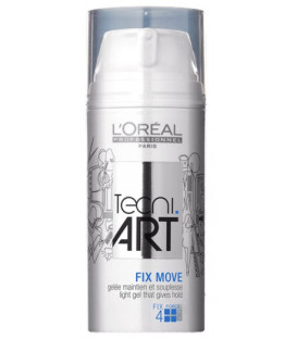 L`Oreal Professionnel Tecni.art  Fix Move matu želeja