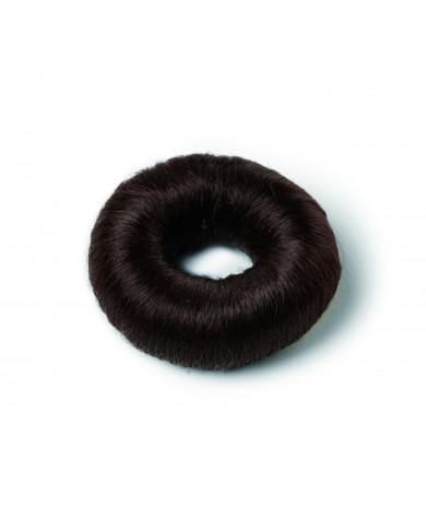 Brūns sintētisks vakara frizūru veidotājs (mazs)