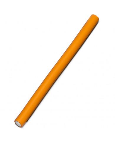 Lokanie ruļļi ilgviļņiem (oranžs, 16mm)