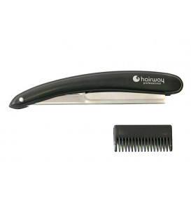 Hairway detail razor