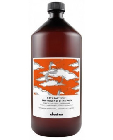 Davines Energizing shampoo