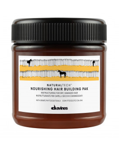Davines NaturalTech Nourishing barojoša matu maska