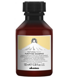 Davines NaturalTech Purifying šampūns (100ml)