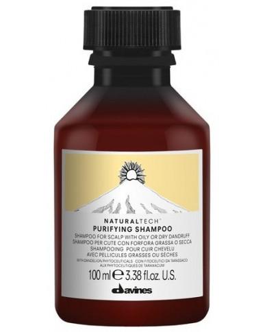 Davines NaturalTech Purifying šampūns (100ml)