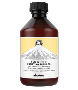 Davines NaturalTech Purifying šampūns (250ml)