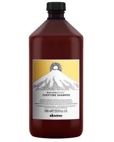 Davines NaturalTech Purifying shampoo (1000ml)