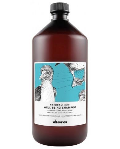 Davines NaturalTech Well Being šampūns (1000ml)