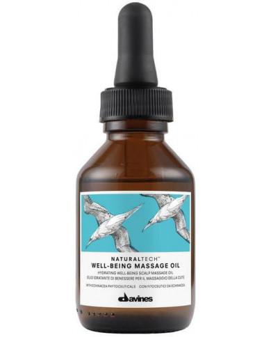 Davines NaturalTech Well-Being massage oil