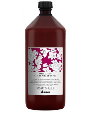 Davines NaturalTech Replumping šampūns (1000ml)
