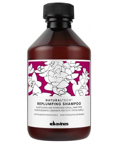 Davines NaturalTech Replumping šampūns (250ml)