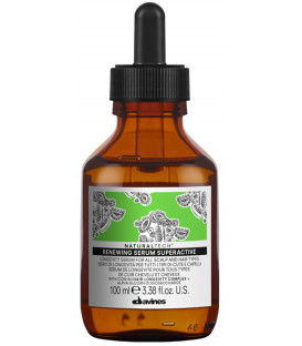 Davines NaturalTech Renewing Superactive serums