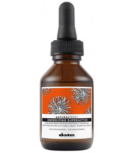 Davines NaturalTech Energizing Superactive serums