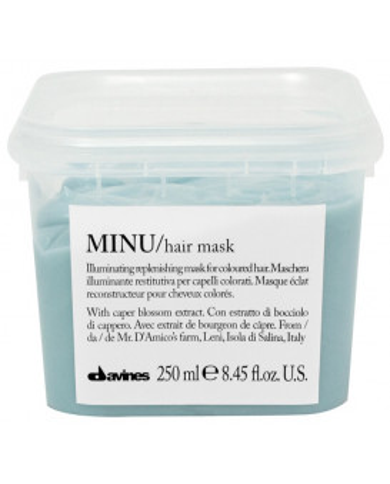 Davines Essential Haircare MINU маска для волос (250мл)