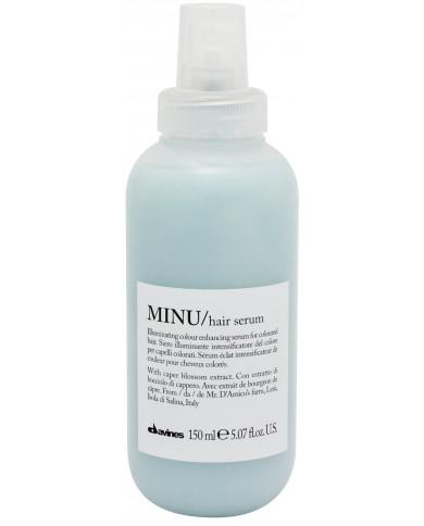 Davines Essential Haircare MINU serums