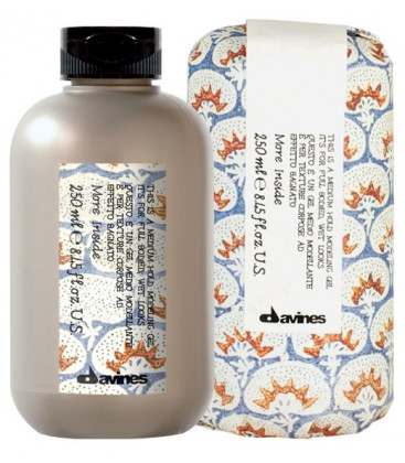 Davines More Inside this is a medium hold modeling gel