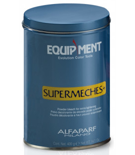 Equipment Supermeches+ balinošais pulveris (400g)