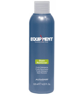 Equipment stain remover