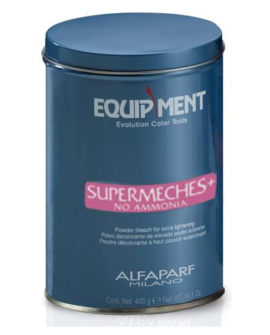 Equipment Supermeches+ No Ammonia balinošais pulveris