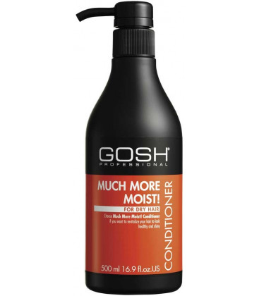 Gosh Much More Moist! kondicionieris (500ml)