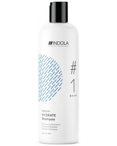 Indola Innova Hydrate šampūns (300ml)