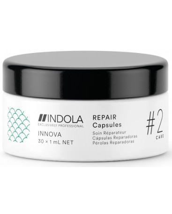 Indola Innova Repair kapsulas (30x1ml)