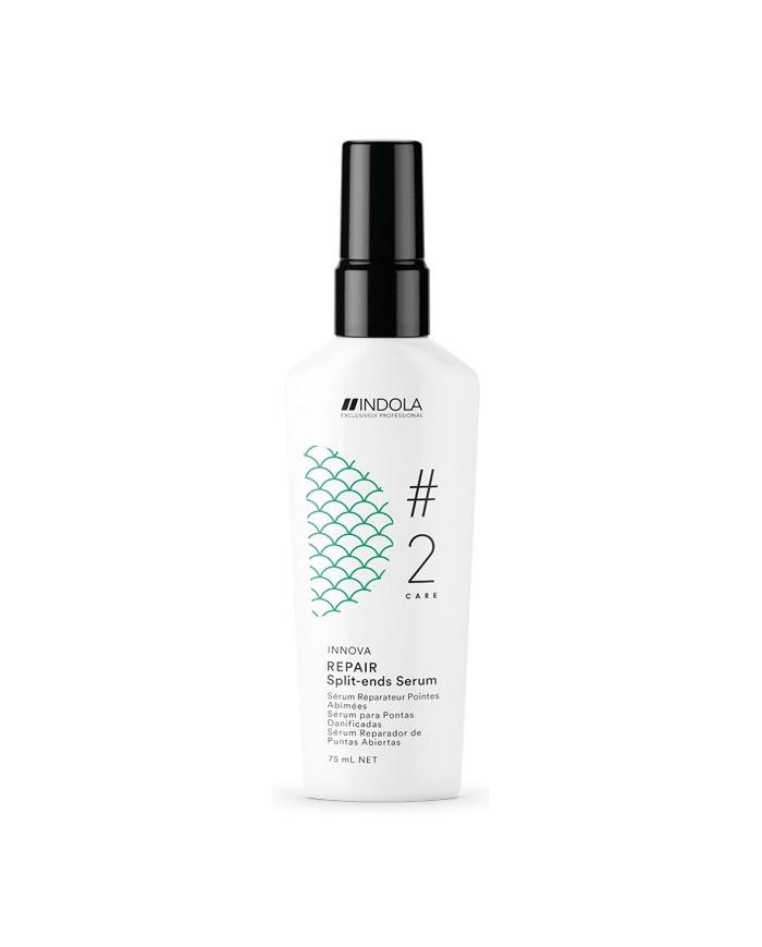 Indola Innova Repair serums šķeltiem matu galiem