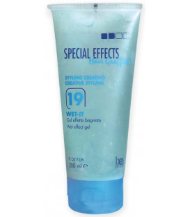 BES Special Effects Hair Graffiti Creative Styling 19 Wet-it gel
