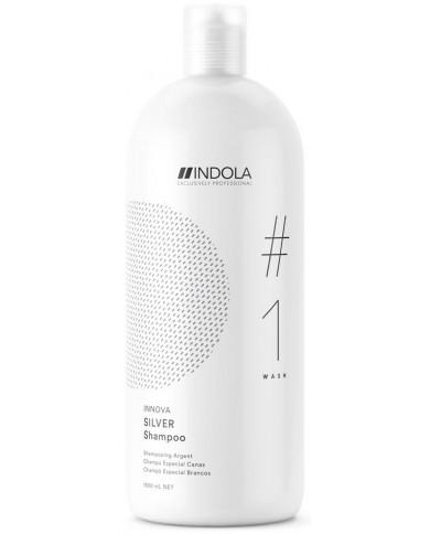 Indola Innova Silver šampūns (1500ml)