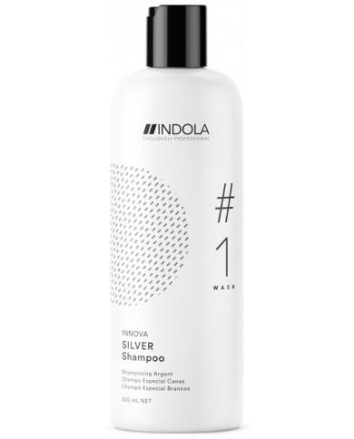 Indola Innova Silver šampūns (300ml)