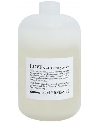 Davines Essential Haircare LOVE/curl attīrošs krēms