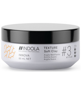 Indola Innova Texture soft clay