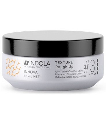Indola Innova Texture Rough Up krēms-vasks