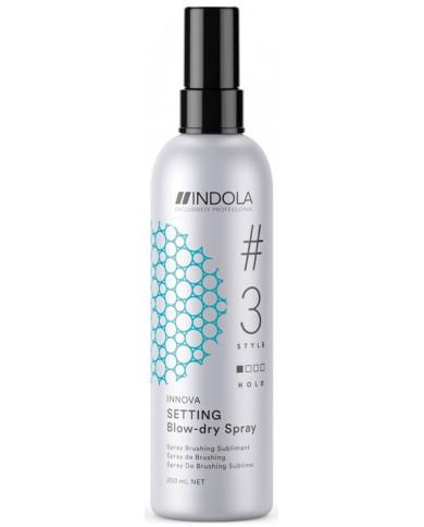 Indola Innova Setting sprejs matu žāvēšanai