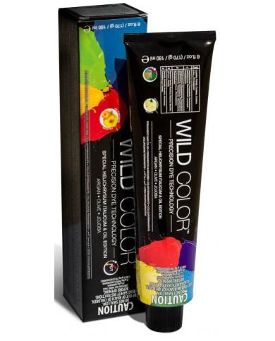 WildColor cream hair dye