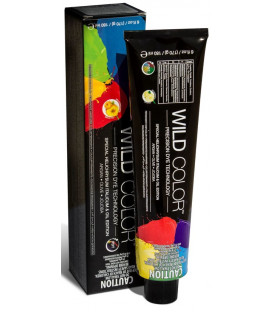 WildColor cream hair dye