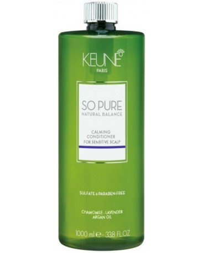 Keune SO PURE Calming kondicionieris (1000ml)