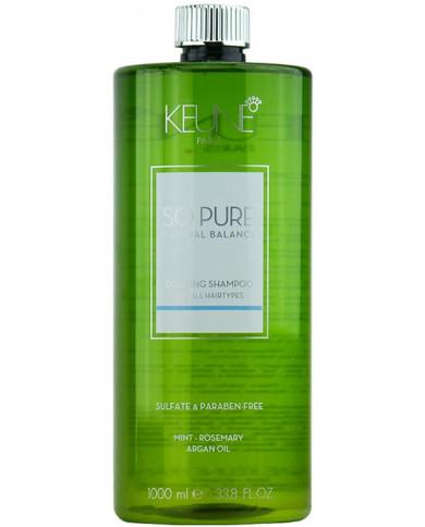 Keune SO PURE Cooling šampūns (1000ml)