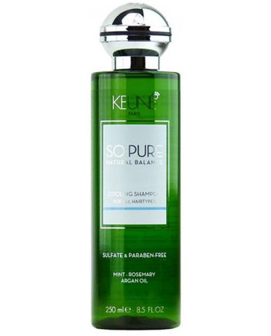 Keune SO PURE Cooling šampūns (250ml)