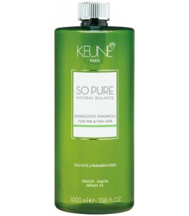 Keune SO PURE Energizing šampūns (1000ml)