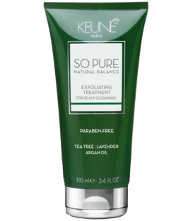 Keune SO PURE Exfoliating maska