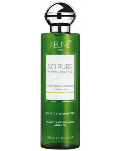 Keune SO PURE Moisturizing shampoo (250ml)
