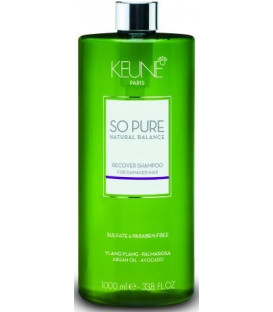 Keune SO PURE Recover šampūns (1000ml)