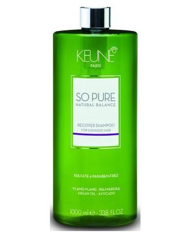 Keune SO PURE Recover shampoo (1000ml)