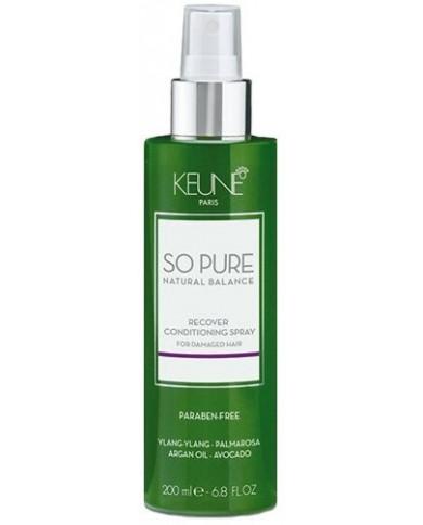 Keune SO PURE Recover conditioning spray