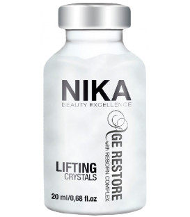 Nika Fairy Silk Lifting Crystals ботокс